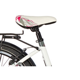 s'cool chiX 20 3-S - Vélo enfant - steel blanc